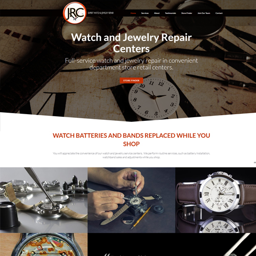JRC Watch and Jewelry Repair Centers