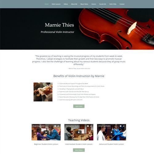 Pro Violin